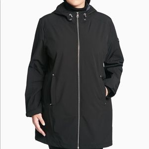 Calvin Klein Water Resistant Breathable Shell